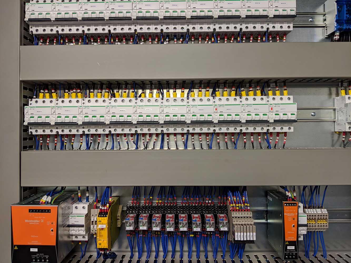 Kolak Foods Air Handling Control System
