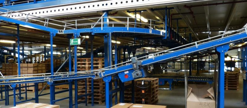 Conveyor Systems & Material Handling