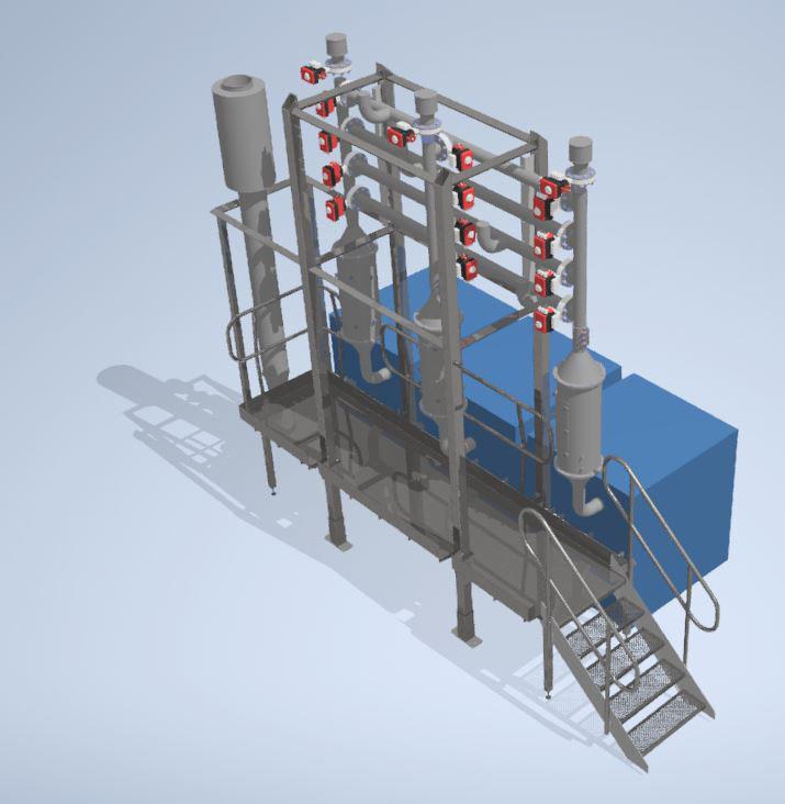 Compressor Platform Design
