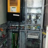 Tata Steel Drive Control Panel Refurbishment
