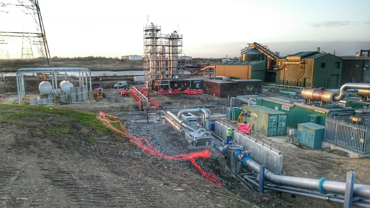 NWL Howdon Bio-Methane