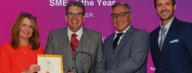 Intelect receive national award for their dedication to training and development