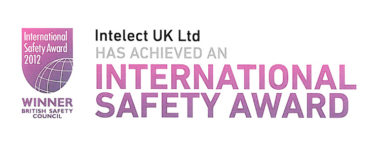 Prestigious international safety award for Intelect