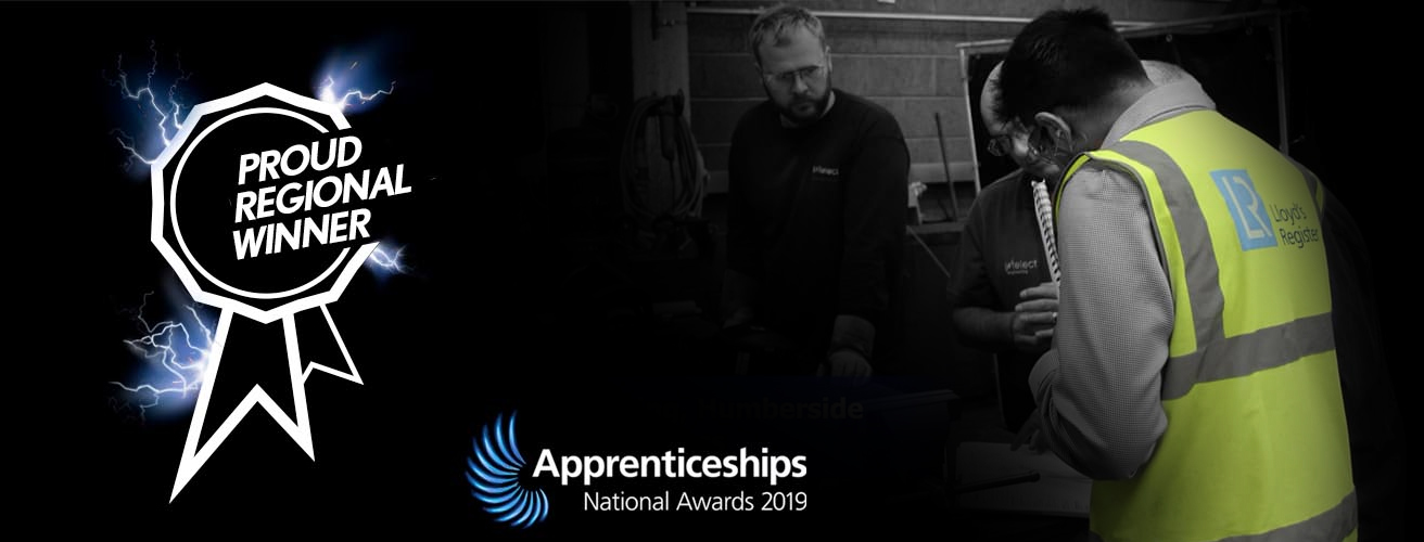 Award winning apprentices