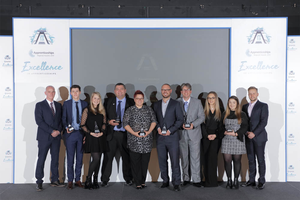 Employer Winners and Highly Commended
