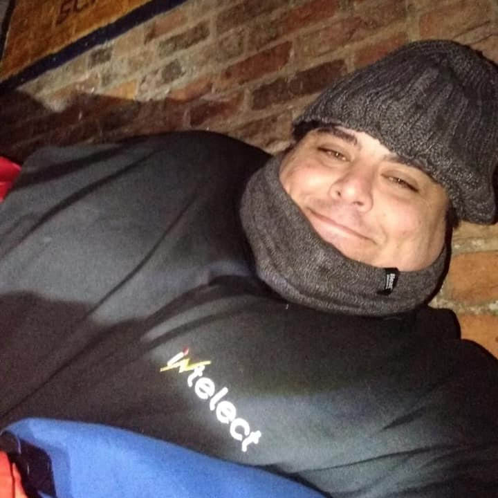 QHSE Manager, Nathan Jones took part in Teesside's CEO Sleepout UK, in a bid to raise money to support local charities tackling homelessness.