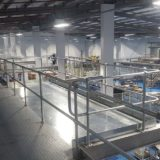 Mezzanine storage platforms at Britvic