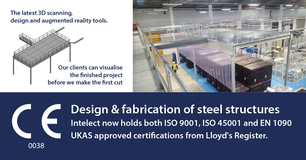 Intelect achieves approval to the Construction Products Standards